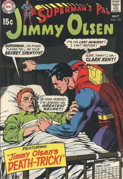 Jimmy's Death Bed(s).