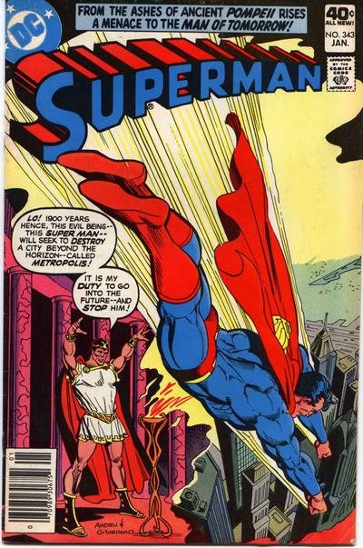 Even 2000 Years Ago, People Knew Supes Was a Dick.