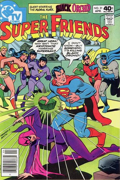 Superman:  Impervious to the Obvious.