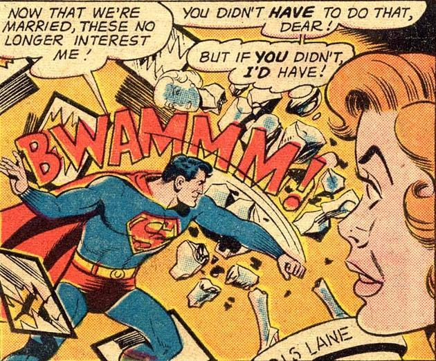 What Lois Means to Superman.