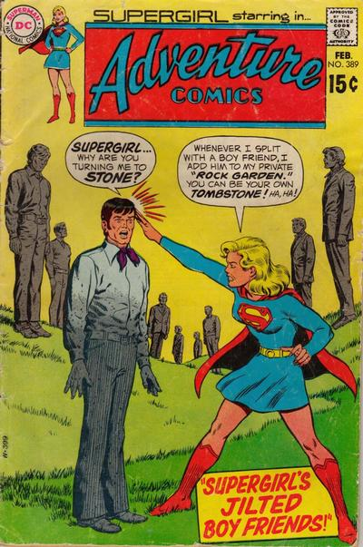 Supergirl is a Bitch.