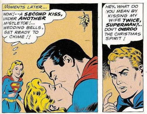 If Superman Wants to Steal Your Wife, He's Going to Steal Your Wife.