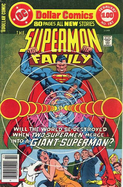 """""""Will the World Be Destroyed When Two Supermen Merge?"""""""