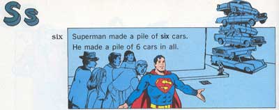 """""""Superman Made a Pile of Six Cars"""""""