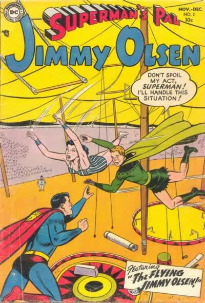 The Jimmy Olsen Drinking Game.