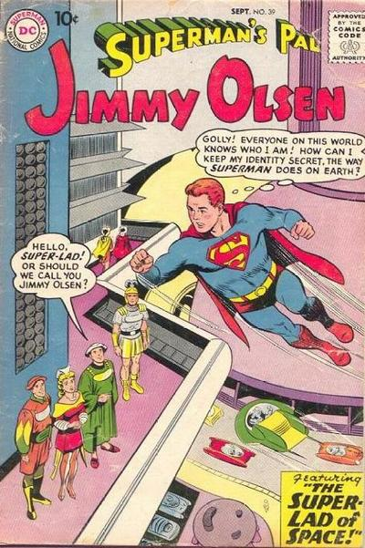 """""""The Super-Lad of Space!"""""""