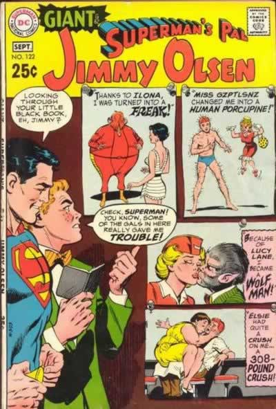A Retrospective of Jimmy's Luck With Women.