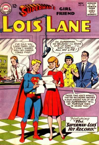 """""""The Superman-Lois Hit Record!"""""""