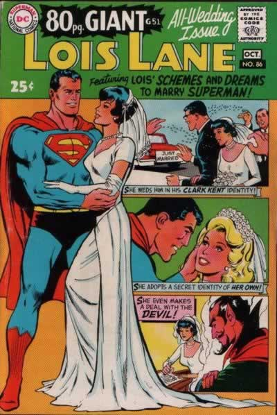 """A Whole Issue of """"Lois Gets Married."""""""