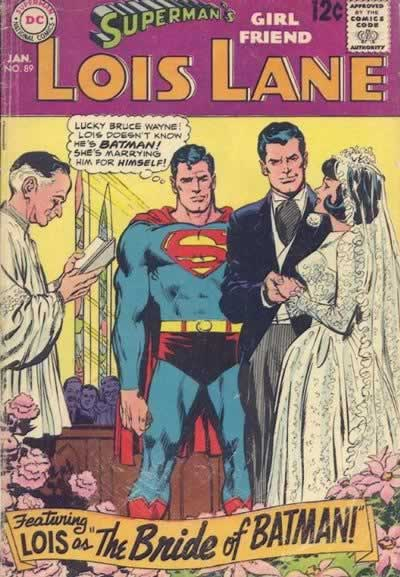 Lois Gets Married Twice in Two Months