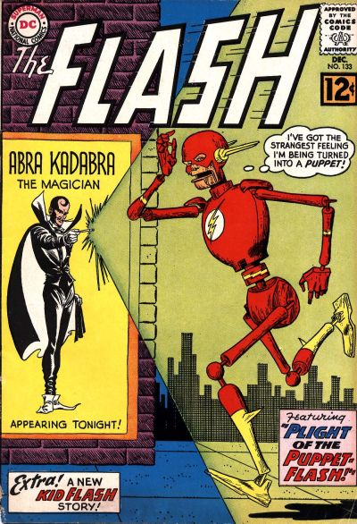 """""""Plight of the Puppet-Flash!"""""""