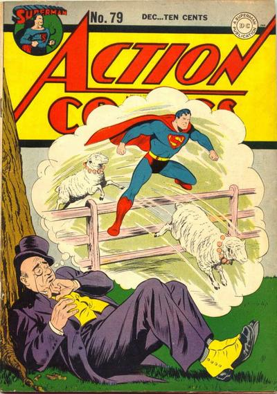 Some Guy With a Monocle Dreams of Superman.