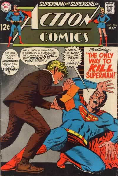 """""""The Only Way to Kill Superman."""""""