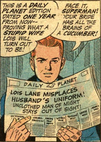 The Awful Truth About Lois's Intellect.