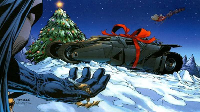 Seriously Though, What Does One Get Batman for Christmas?