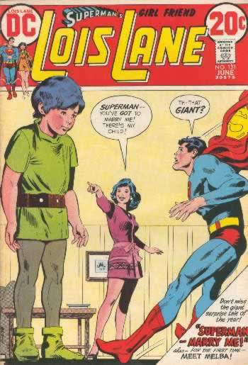 Lois Gave Birth to a Giant.