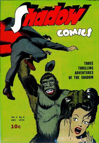 Who Knows What Evil Lurks in the Heart of... Gorillas.
