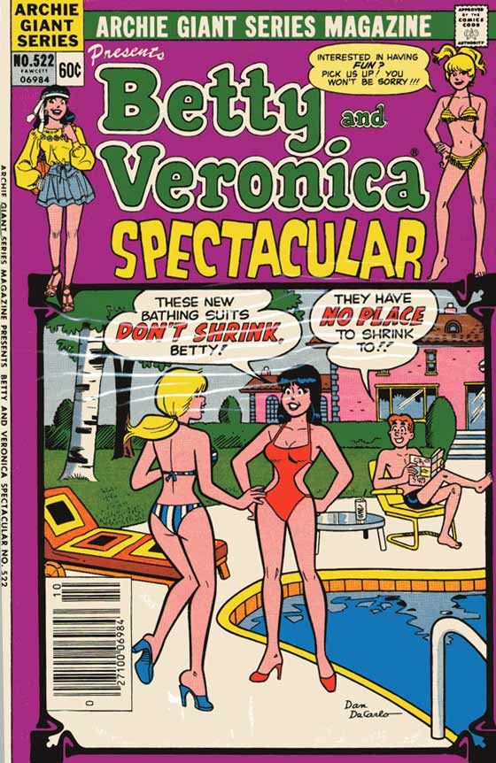 Have Some Fun With Betty and Veronica.