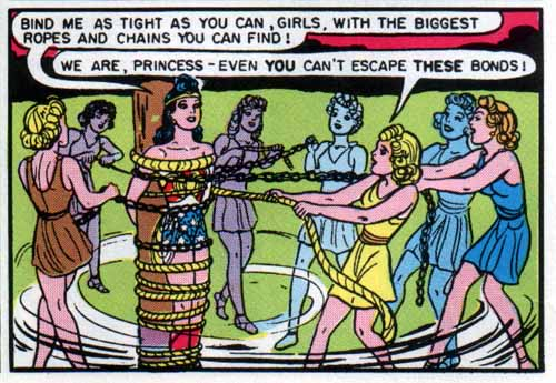 """""""Bind Me as Tight as You Can, Girls!"""""""