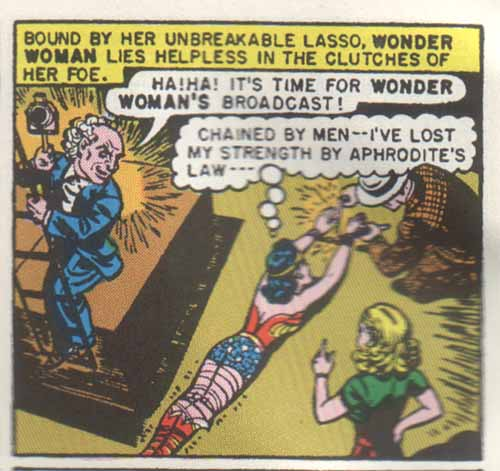"""""""Chained by Men!"""""""