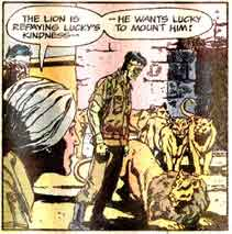 Lions Always Go Gay for Reanimated Corpses.