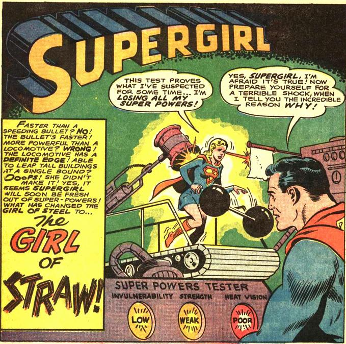 """""""The Girl of Straw!"""""""