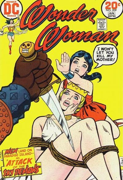 Hippolyta's Into it Too, Who Knew?