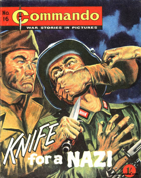 """""""Knife For a Nazi!"""""""
