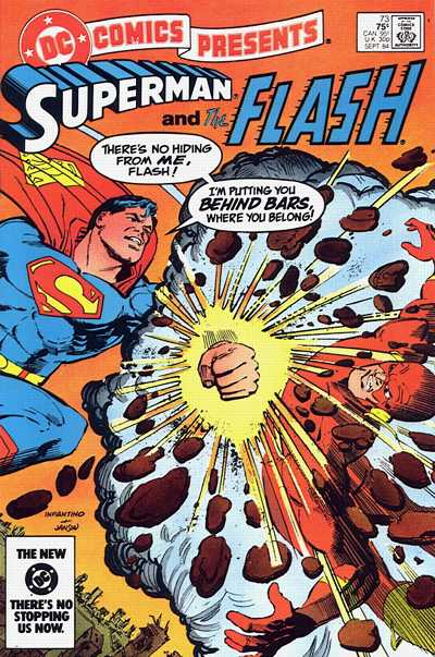 """""""There's No Hiding From Me, Flash!"""""""