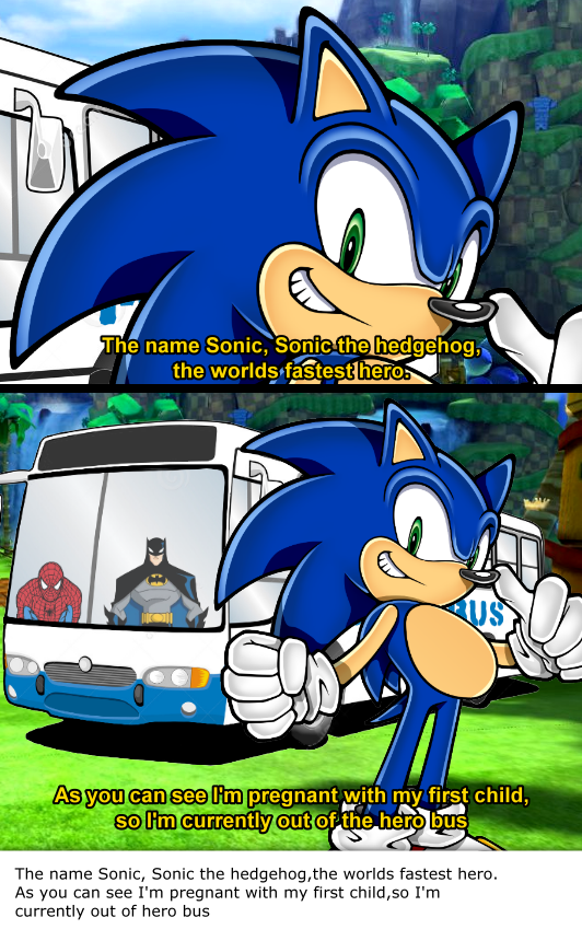 There's a Hero Bus?