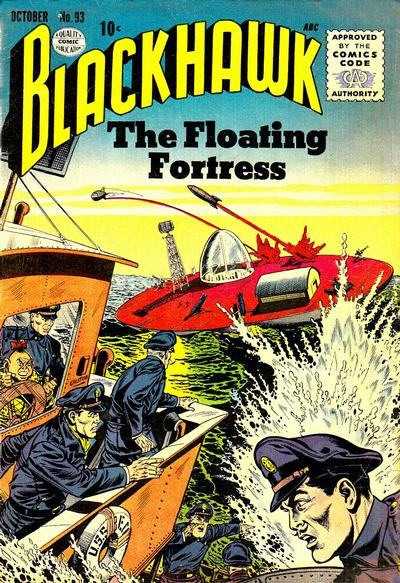 """""""The Floating Fortress."""""""